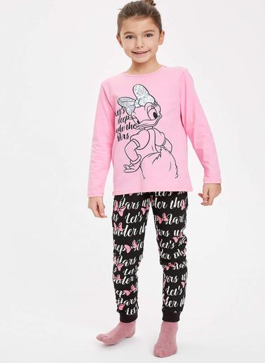 DeFacto Pijama Takım Pembe